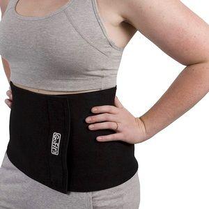 GoFit Neoprene Waist Away Waist Shaper for Fitness, Posture, Back Support
